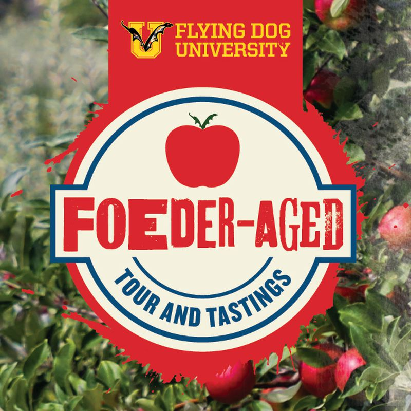 Flying Dog University: Foeder-Aging Tours and Tastings