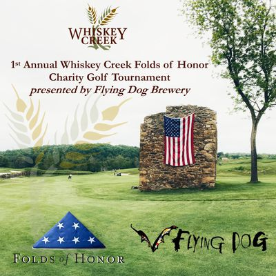 Whiskey Creek Folds of Honor Charity Golf Tournament