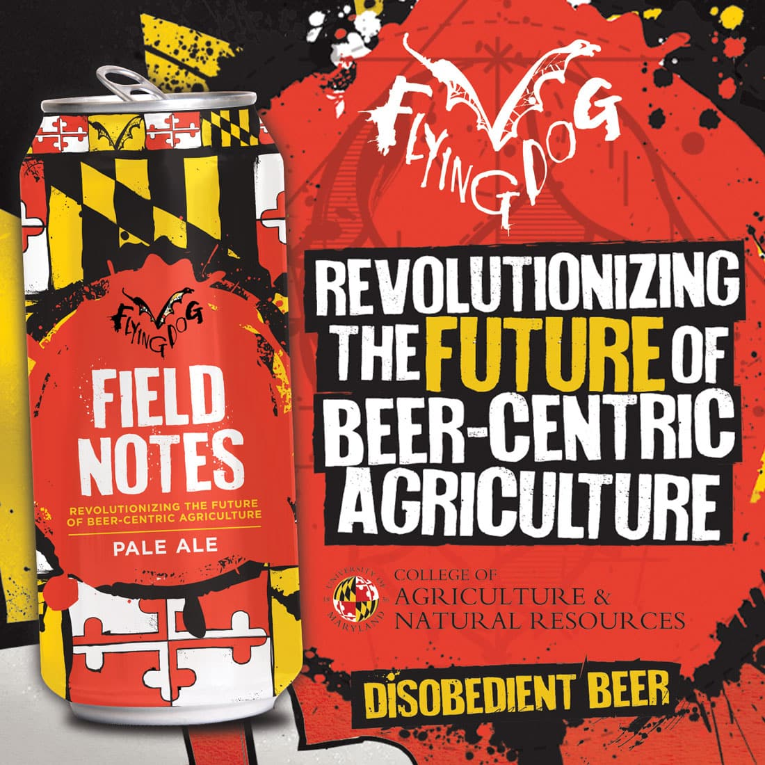 Field Notes. Revolutionizing the future of beer-centric agriculture